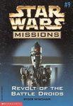 RPG Item: Star Wars Missions #09: Revolt of the Battle Droids