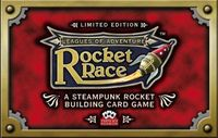 Board Game: Leagues of Adventure: Rocket Race