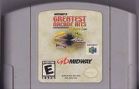 Video Game Compilation: Midway's Greatest Arcade Hits Volume 1