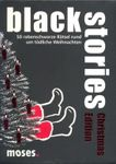 Board Game: Black Stories: Christmas Edition