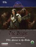 RPG Item: TB2: Horror in the Sinks (Pathfinder)