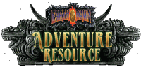 Series: Earthdawn Adventure Resource