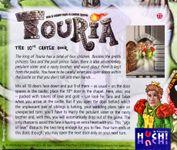 Board Game: Touria: The 10th Castle Door