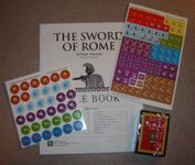 Board Game: Sword of Rome: 5th Player Expansion