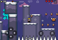 Video Game: Mutant Mudds