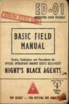 RPG Item: EDOM Field Manual