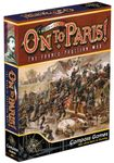 Board Game: On To Paris 1870-71: The Franco Prussian War