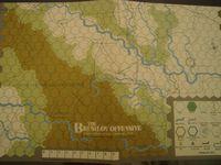 Board Game: The Brusilov Offensive: Imperial Russia's Last Campaign, 1916