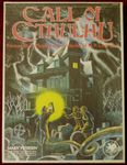 RPG Item: Call of Cthulhu (1st Edition)