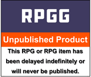 RPG: (Unpublished Products)
