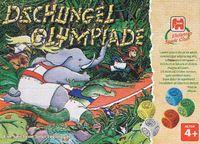 Board Game: Jungle Race