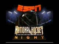 Video Game: ESPN National Hockey Night