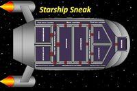 Board Game: Starship Sneak