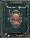 RPG Item: Fearsome Foes: Monstrous Spiders
