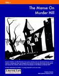 RPG Item: The Manse on Murder Hill