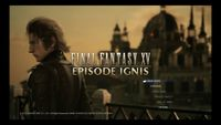 Video Game: Final Fantasy XV - Episode: Ignis