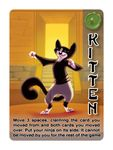 Board Game: Ninja Camp: Kitten