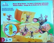 Board Game: Mouse Drop Game