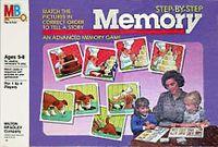 Board Game: Memory Step by Step