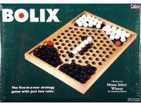 Board Game: Bollox