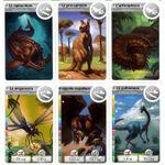 Board Game: Cardline: Dinosaurs