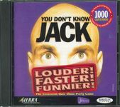 Video Game: You Don't Know Jack Louder! Faster! Funnier!