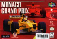 Video Game: Monaco Grand Prix: Racing Simulation 2