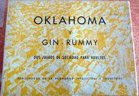 Board Game: Gin Rummy