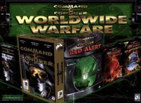 Video Game Compilation: Command & Conquer: Worldwide Warfare