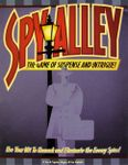 Board Game: Spy Alley