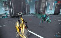 Video Game: Warframe