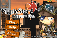 Video Game: MapleStory: Thief Edition