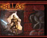 RPG Item: HELLAS: Quickstart Rules