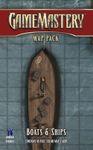 RPG Item: GameMastery Map Pack: Boats & Ships