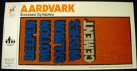 Board Game: Aardvark