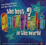 Board Game: The Best Quiz Night in the World