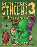 Board Game: Munchkin Cthulhu 3: The Unspeakable Vault