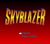 Video Game: Skyblazer