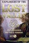 Board Game: Explorers of the Lost Valley