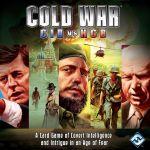Board Game: Cold War: CIA vs KGB