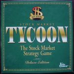 Board Game: Stock Market Tycoon