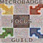 In guild Microbadge Focus