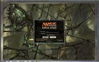 Video Game: Magic: The Gathering Online