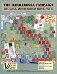 Board Game: The Barbarossa Campaign
