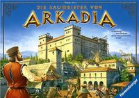 Board Game: Arkadia