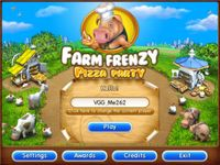 Video Game: Farm Frenzy: Pizza Party!