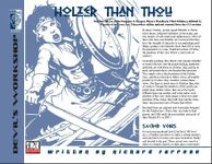 RPG Item: Holier than Thou