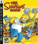 Video Game: The Simpsons Game