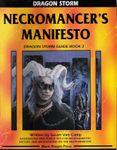 RPG Item: The Necromancer's Manifesto