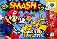 Video Game: Super Smash Bros.